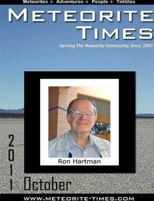 Meteorite Times Magazine - October 2011