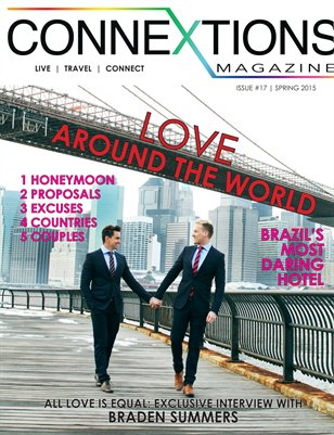 Connextions Magazine - Issue 17: Love Around the World
