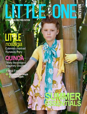 Little One Magazine: Issue 2