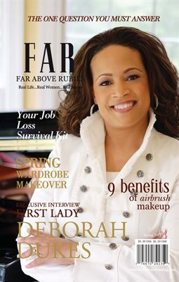 First Lady Deborah Dukes FAR Issue