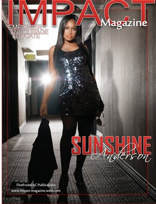 June Issue w/Sunshine Anderson