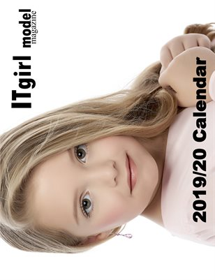 it girl model magazine TOP 25 Mid Year Calendar 2019-2020