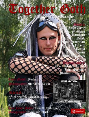 Together Goth Magazine 2nd Edition