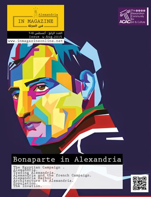 Bonaparte in Alexandria - issue 4