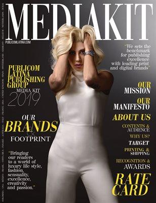 PUBLICOM LATINA PUBLISHING GROUP - MEDIA KIT 2019