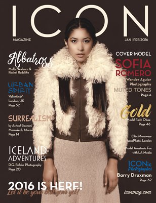 ICONMAG JAN/FEB 2016