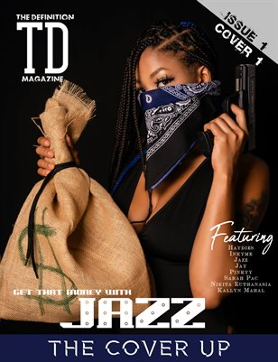 TDM:The Cover Up Jazz Vol.1 Cover1