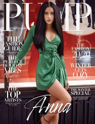 PUMP Magazine | The Style Watch | Vol.3