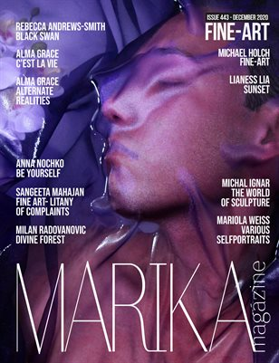 MARIKA MAGAZINE FINE-ART (ISSUE 443 - DECEMBER)