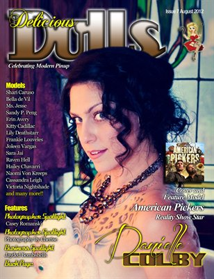 Delicious Dolls Issue #7