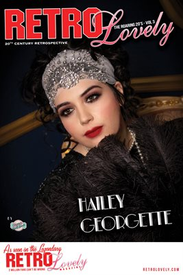 Hailey Georgette Cover Poster