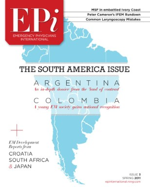 The South America Issue
