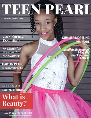 Teen Pearl Spring Edition '18