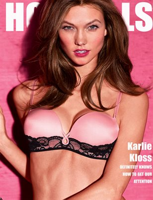 Hot Girls Magazine - January 2018 Issue