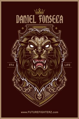 Daniel Fonseca King of the Jungle Poster