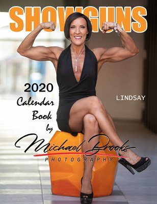 SHOWGUNS 2020 CALENDAR BOOK