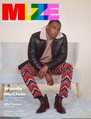 Woody McClain