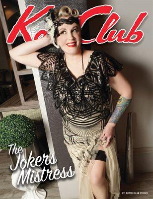 Kat Club No.31 – The Jokers Mistress Cover