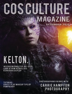 Cos Culture Magazine - December 2015 [Kelton Cover]