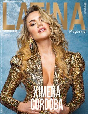 LATINA Magazine - XIMENA CÓRDOBA - May/2020 - Issue #56