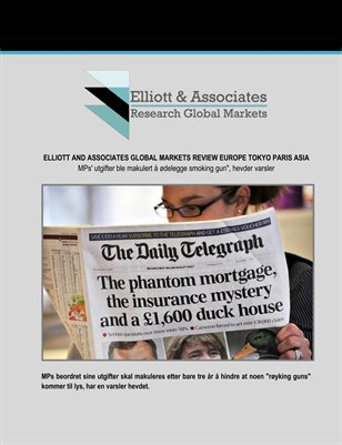 Elliott and Associates Global Markets Review på MPs' Utgifter