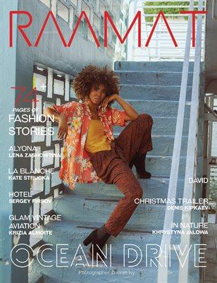 RAAMAT Magazine January 2021 Issue 12