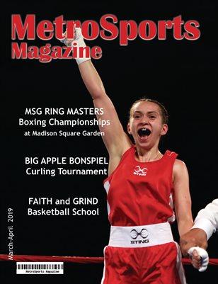MetroSports Magazine Mar-Apr 2019