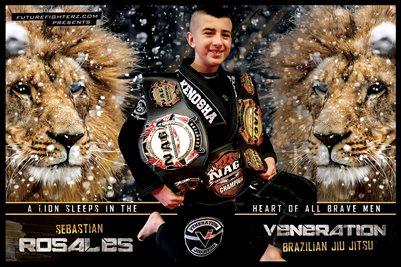 Sebastian Rosales Belts Poster