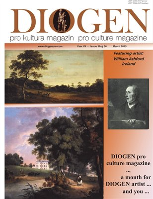 DIOGEN pro art magazine No 56...March 2015