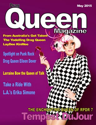 Drag Queen Magazine May 2015