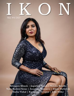 IKON Magazine (May #4/2021)