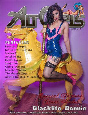 Alt Girls Issue #22 Cover 1