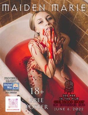Maiden Marie's Bloody Bath Time | Bad Girls Club