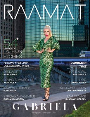 RAAMAT Magazine July 2021 Issue 1