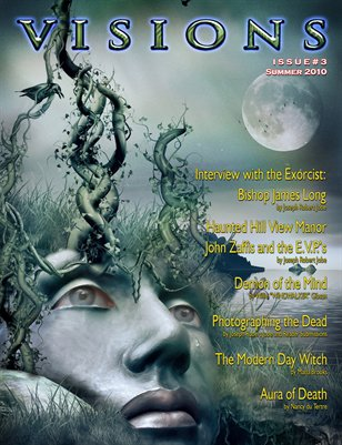 Visions Paranormal Magazine 3 (revised)