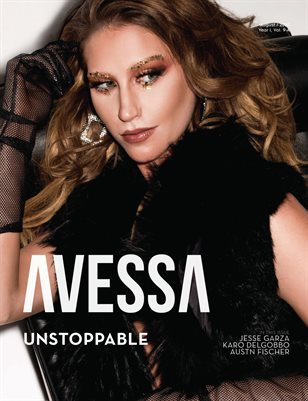 AVESSA Magazine - Unstoppable | August 2020 - Year I - Vol 9-A