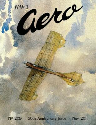 WW1 Aero #209 - November 2011