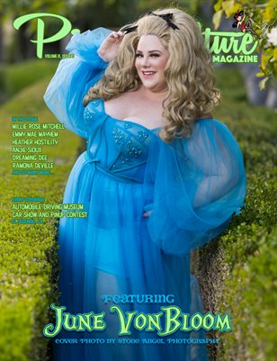 Pinup Kulture Magazine Volume 6, Issue 5 - June 2021