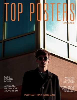 TOP POSTERS MAGAZINE- PORTRAIT MAY(Vol 340)