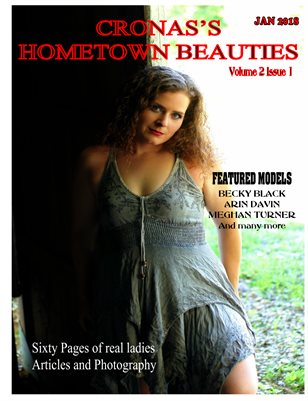 Cronas Hometown Beauties Vol. 2 Issue 1