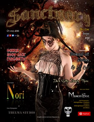 Sanctuary Magazine Issue #34