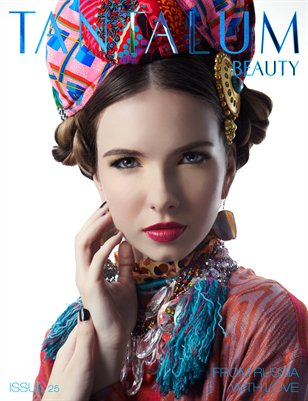 "Tantalum Magazine Issue 25 ""Beauty Edition"" // September 2013"