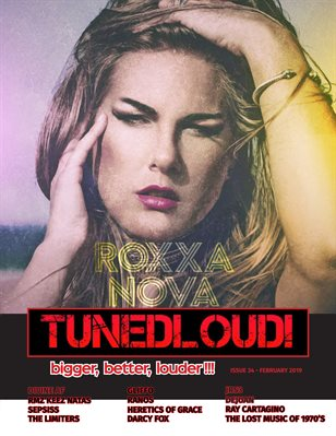 TunedLoud Magazine February 2019