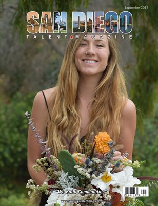 San Diego Talent Magazine September 2017 Edition