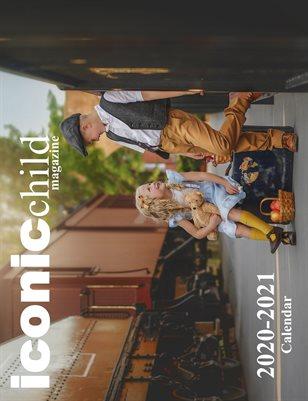 Iconic Child Magazine 2021 Most Beautiful Calendar