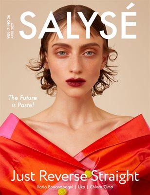 SALYSÉ Magazine | APRIL 2021 | VOL 7 NO 36