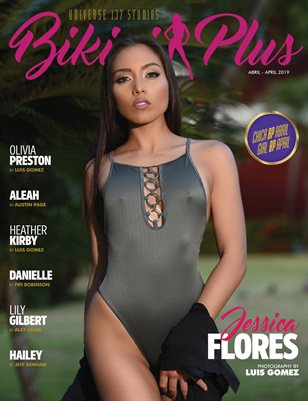 BIKINI PLUS MAGAZINE APRIL 2019