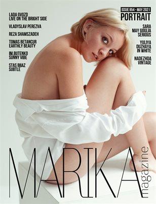 MARIKA MAGAZINE PORTRAIT (ISSUE 854 - MAY)