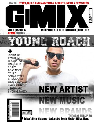 G.Mix Magazine Vol.1 -  Issue.4 (Remix)