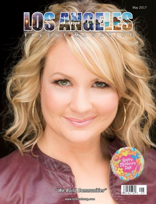 Los Angeles Talent Magazine May 2017 Edition